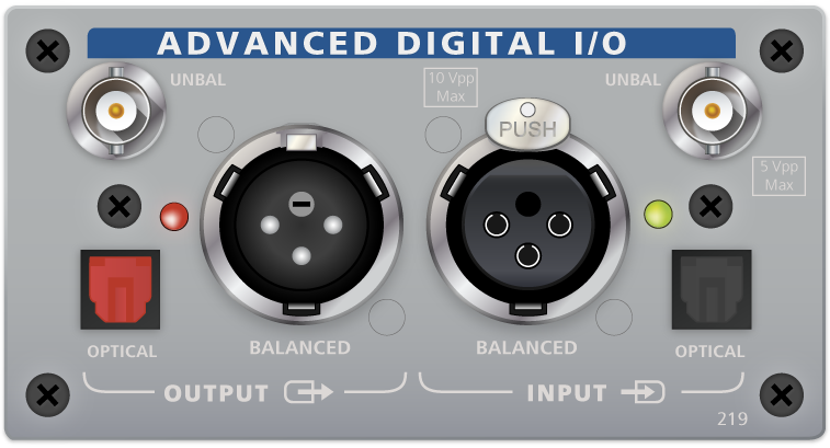 Advanced Digital IO
